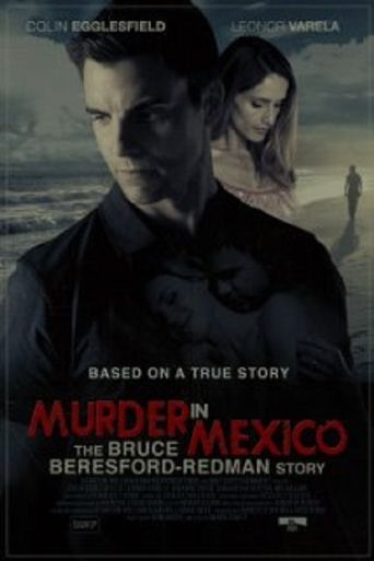 Murder In Mexico Poster