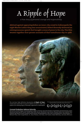 A Ripple of Hope Poster