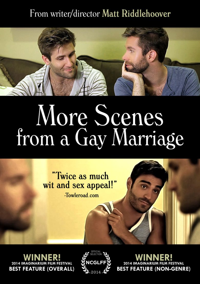 More Scenes from a Gay Marriage Poster