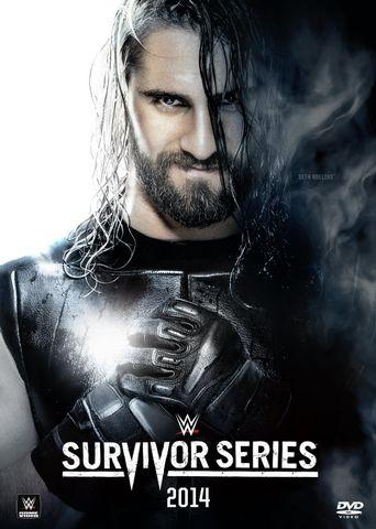 WWE Survivor Series 2014 Poster
