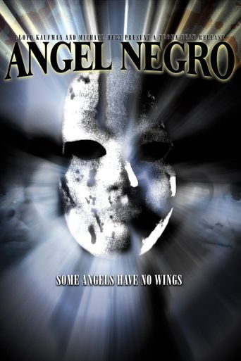 Angel Negro Poster