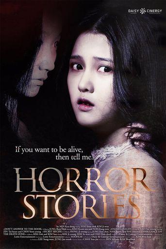 Horror Stories Poster