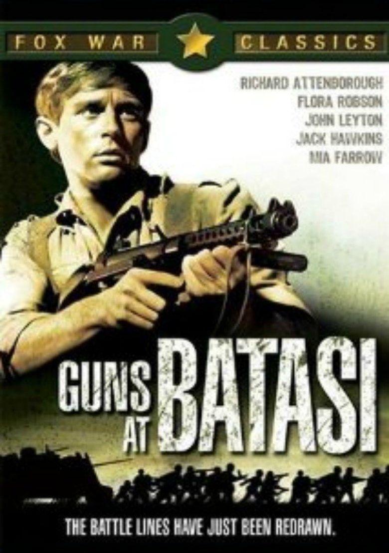 Guns at Batasi Poster
