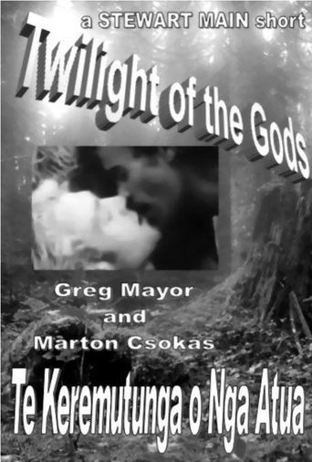 The Twilight of the Gods Poster