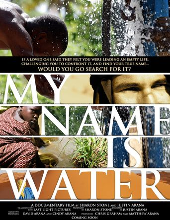 My Name is Water Poster