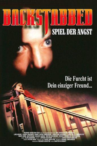 Backstabbed Poster