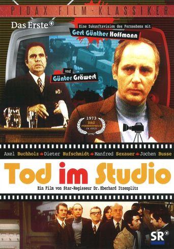 Tod im Studio Poster
