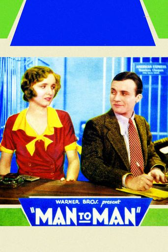 Man to Man Poster