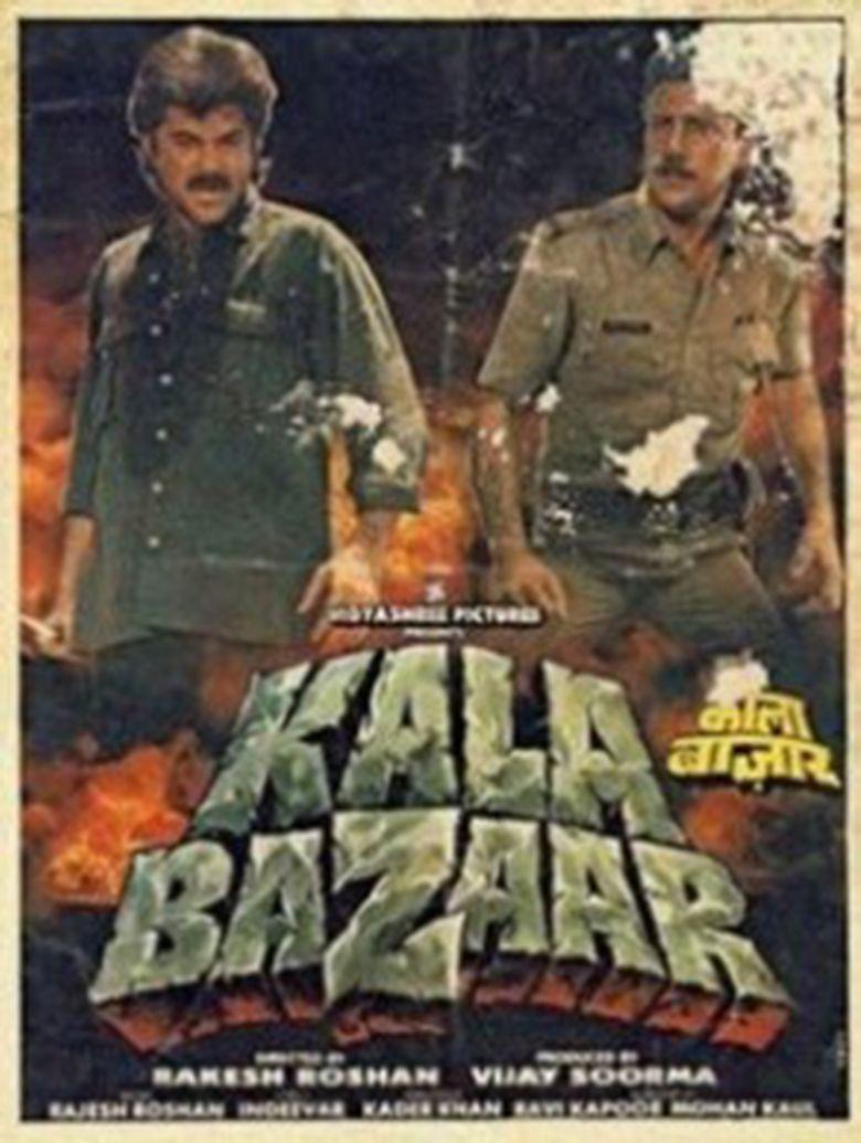Kala Bazaar Poster
