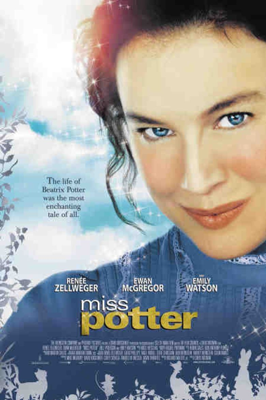 Miss Potter Poster