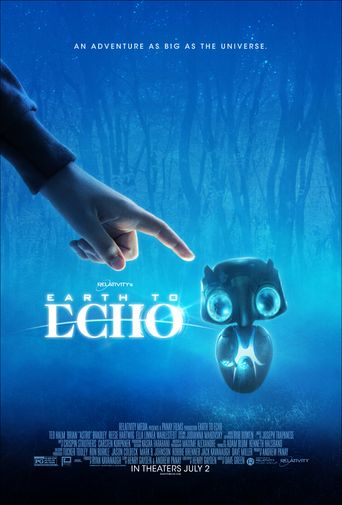Watch Earth to Echo