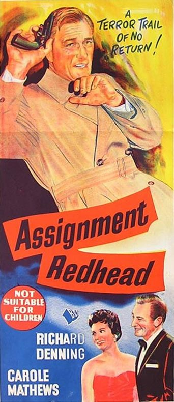 Assignment Redhead Poster