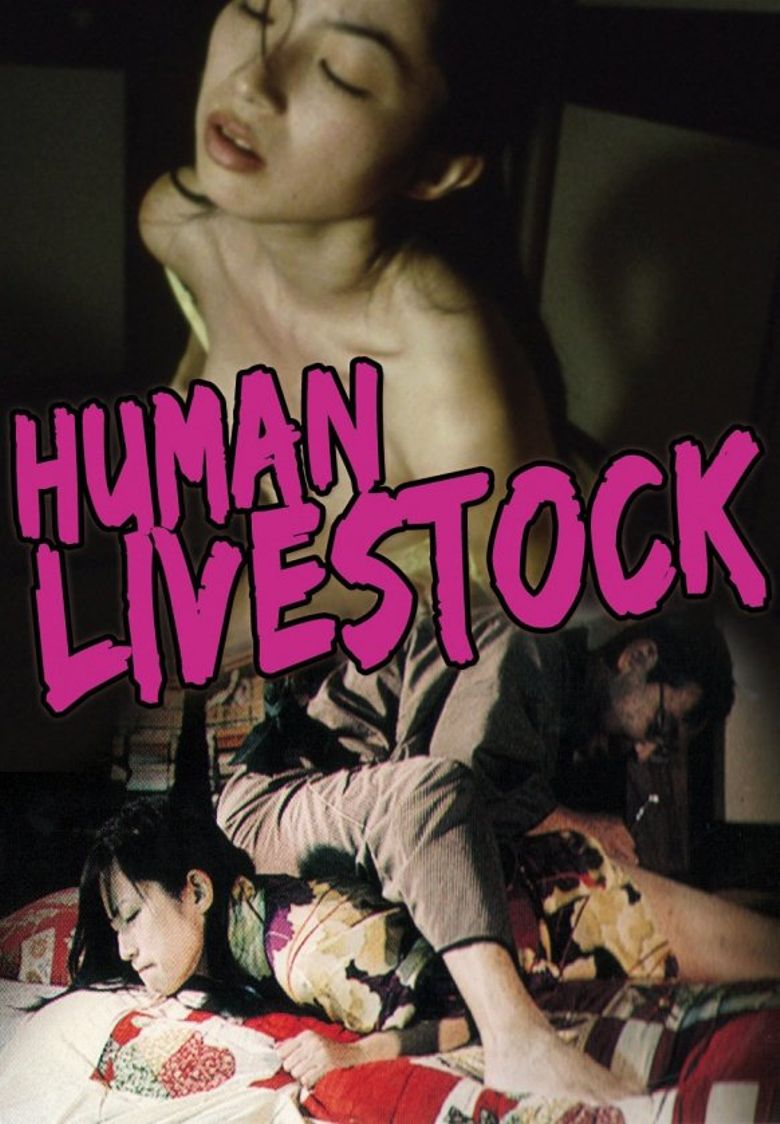 Human Livestock Poster