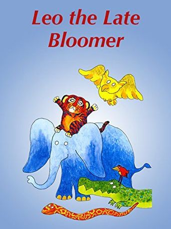 Leo the Late Bloomer Poster