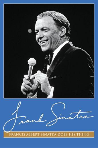 Francis Albert Sinatra Does His Thing Poster