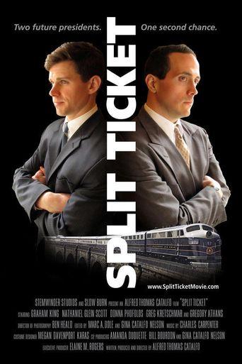 Split Ticket Poster