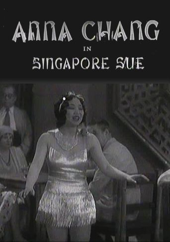 Singapore Sue Poster