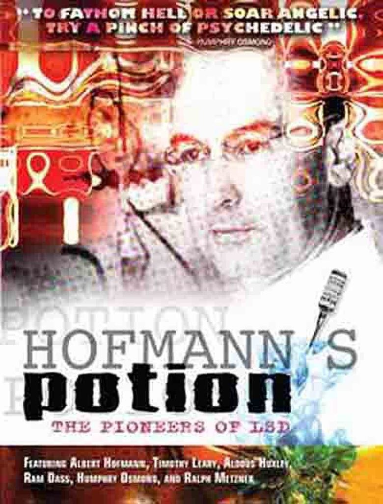 Hofmann's Potion: The Pioneers of LSD Poster
