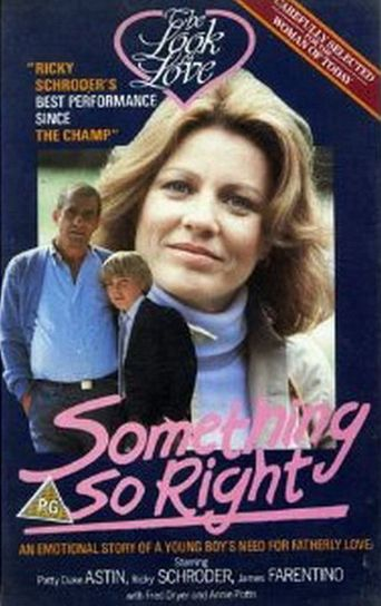 Something So Right Poster