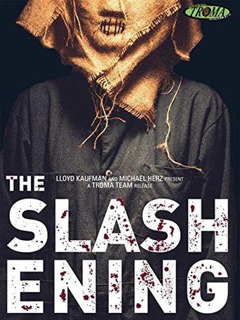 The Slashening Poster