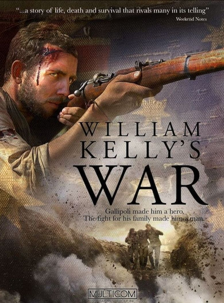 William Kelly's War Poster