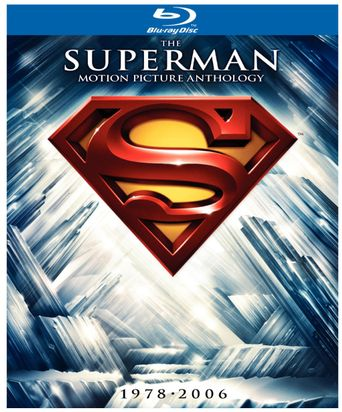 You Will Believe: The Cinematic Saga of Superman Poster