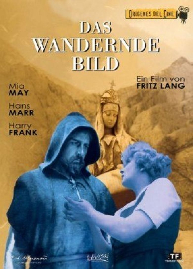 The Wandering Image Poster
