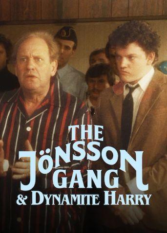 Jönssonligan & DynamitHarry Poster