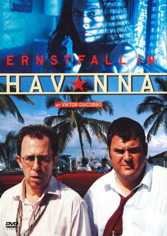 Ernstfall in Havanna Poster