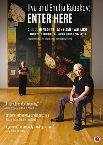 Ilya and Emilia Kabakov: Enter Here Poster