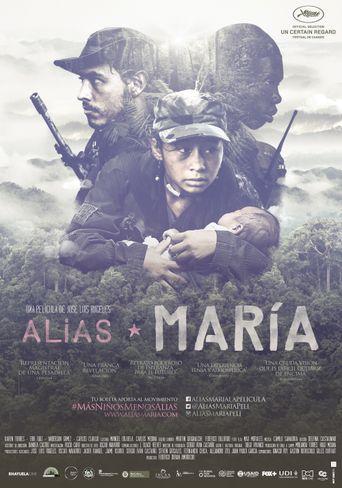 Alias Maria Poster