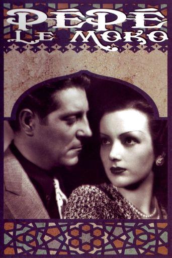 Pépé le Moko Poster