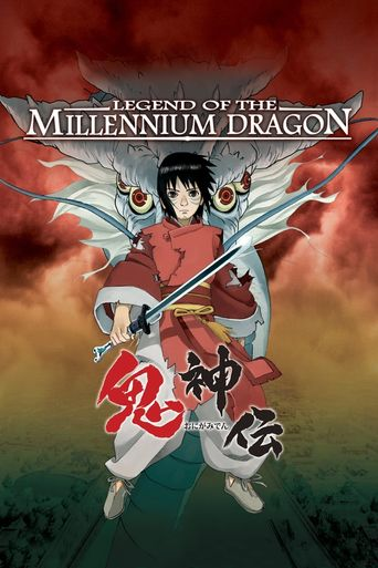 Legend of the Millennium Dragon Poster