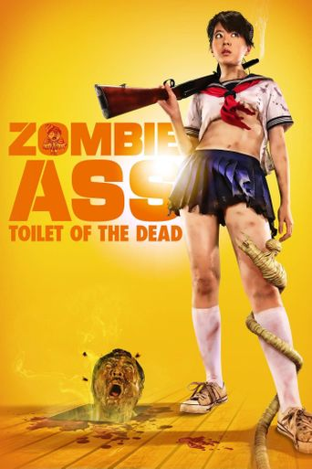 Zombie Ass: Toilet of the Dead Poster