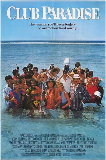 Watch Club Paradise