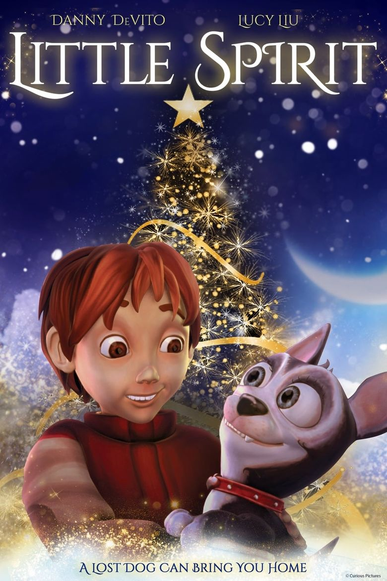 Little Spirit: Christmas in New York Poster