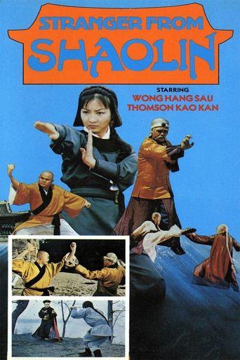 Stranger from Shaolin Poster