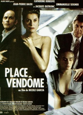 Place Vendome Poster
