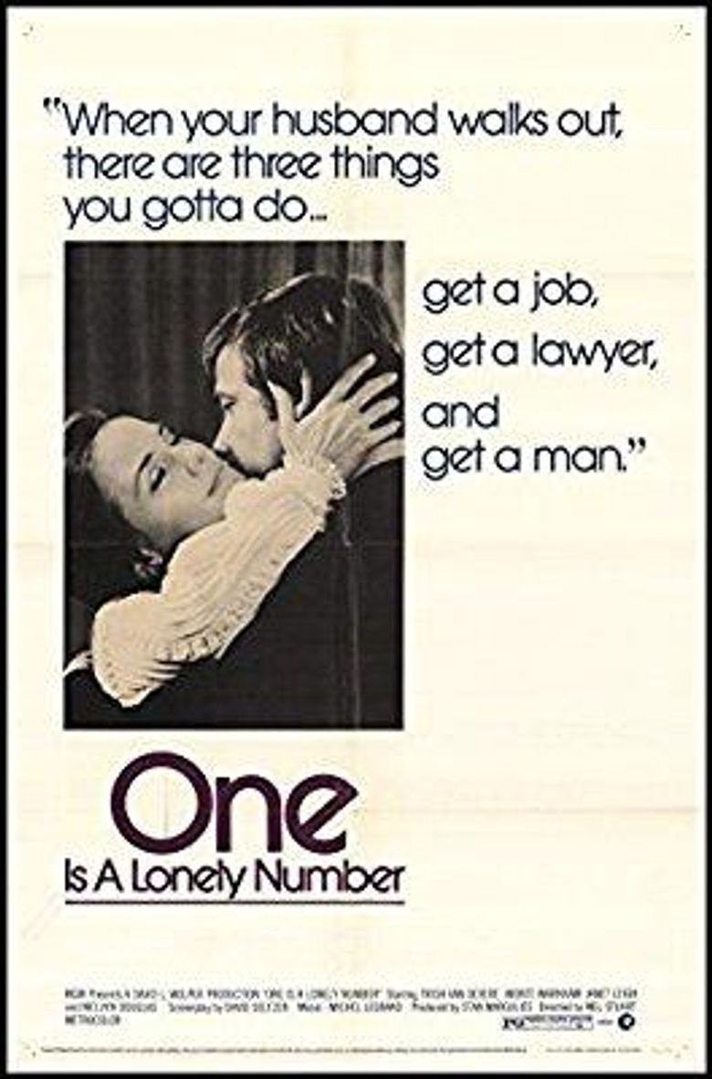 One Is a Lonely Number Poster