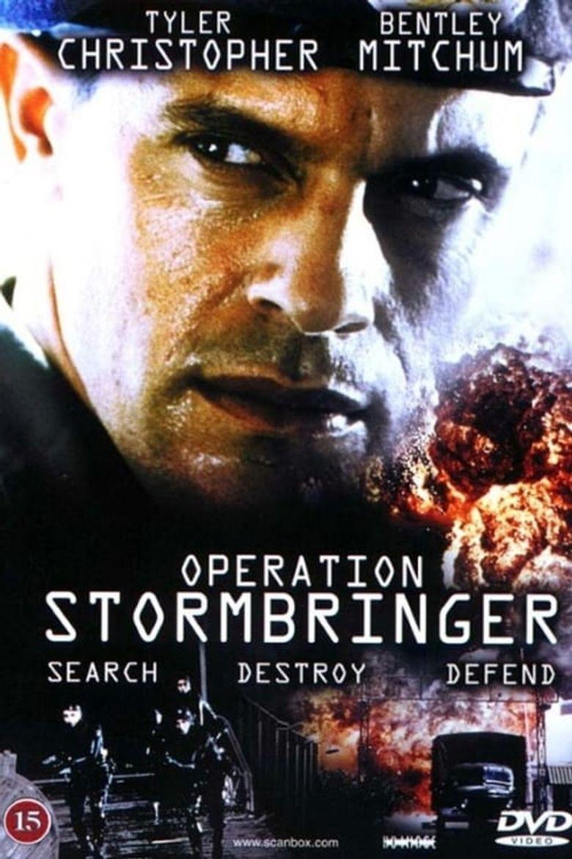 Frogmen Operation Stormbringer Poster