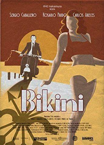 Bikini: Una historia real Poster