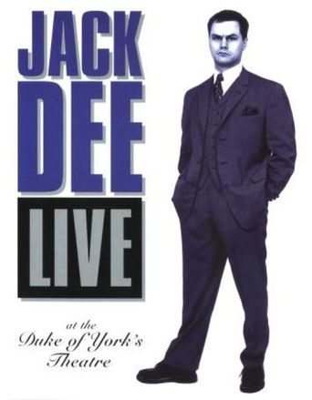 Jack Dee Live at the Duke of York's Theatre Poster