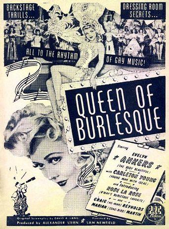 Queen Of Burlesque Poster