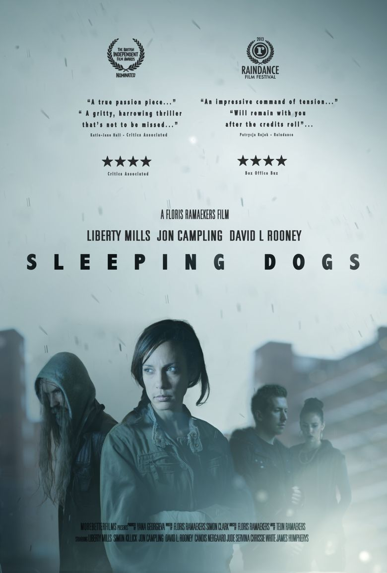 Watch Sleeping Dogs