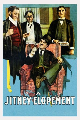 A Jitney Elopement Poster