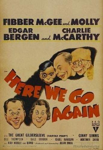 Here We Go Again Poster