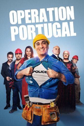 Opération Portugal Poster