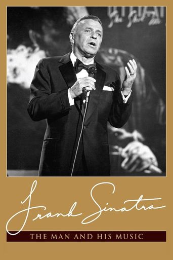 Frank Sinatra: The Man and His Music Poster