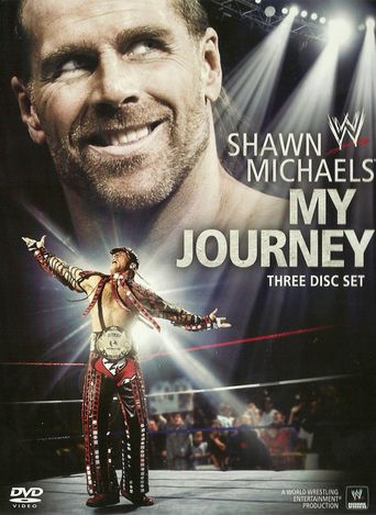 WWE: Shawn Michaels: My Journey Poster