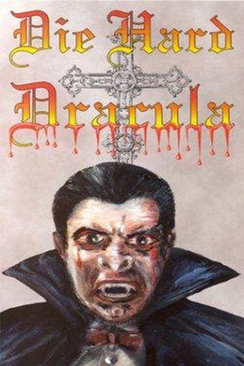 Die Hard Dracula Poster
